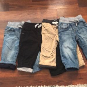 EUC- Boys Gymboree Pants 12-18 Months